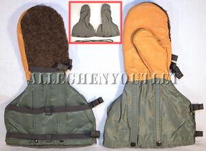 New-N-4B-Arctic-Extreme-Cold-Weather-Mittens-amp-Liner-Set-USGI-ECW-Gloves