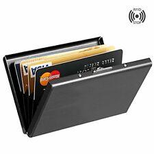 online retailer e39d7 d9a60 Sharper Image Safeguard RFID Blocking Credit Card Case Wallet Red ...