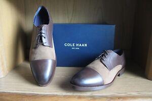 e1802e8bed9 Cole Haan Henry Grand Cap Toe Oxford Shoe Men Size 12 C28050 ...