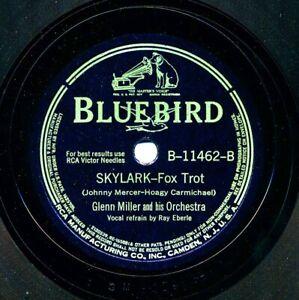 GLENN-MILLER-and-his-Orchestra-on-1942-Bluebird-B-11462-Skylark