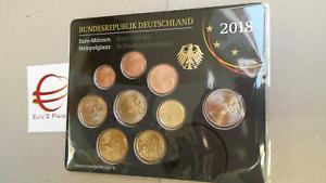 2018-9-monete-5-88-euro-Germania-Allemagne-Alemania-Deutschland-Germany