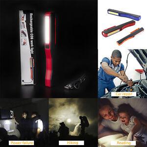Led-Recargable-Luz-para-Trabajo-Linterna-de-Inspeccion-Cob-USB-Boli-Clip