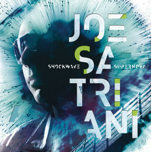 Joe Satriani - Shockwave Supernova [New CD]