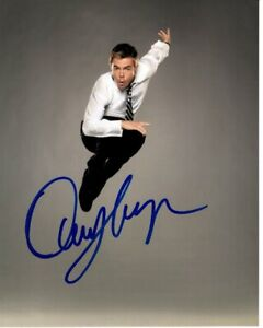 Derek Hough Signed Autographed 8x10 Dancing with the Stars Photograph