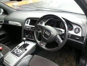 audi a6 2010 s line le mans quattro. c6 4f dashboard airbag kit