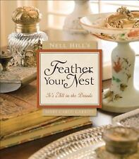 Nell Hill's Feather Your Nest: It's All in the Details