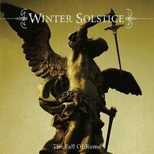 The Fall of Rome by Winter Solstice (CD, Feb-2005, Metal Blade)