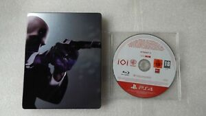 Hitman 2 Ps4 Promo Game Hitman 2 Gold Edition Steelbook Ps4 For