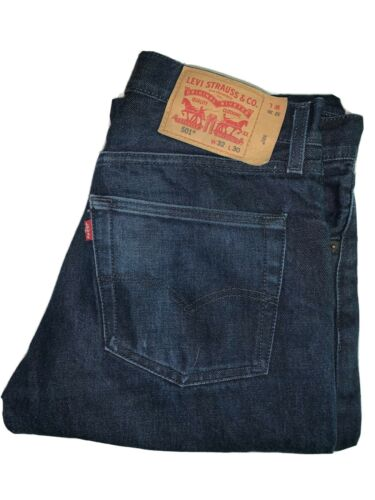 Levis 501 Distressed Jeans Size 32x30 Great Used … - image 1