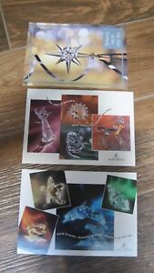 Swarovski-Crystal-1994-amp-1995-sales-brochures-postcards