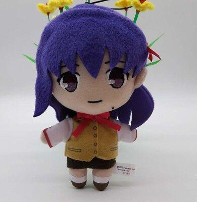 "Osomatsu San Ichimatsu Beanie Bandai Plush 5/"" Stuffed Toy Doll Japan"