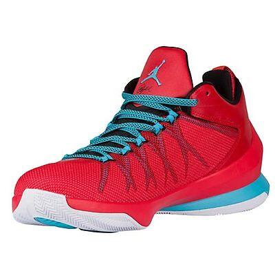 725173 604 Air Jordan CP3.VIII AE Chris Paul RedBlkWhtTurquoise 8 12 NIB | eBay