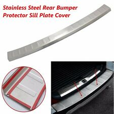 1Pcs Stainless Steel Rear Bumper Protector Sill Plate Cover For Ford Edge 07-15