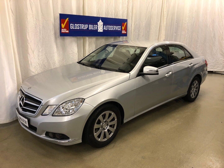 Mercedes E200 2,2 CDi aut. BE 4d