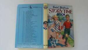 Acceptable-Storytime-Book-Blyton-Enid-1984-01-01-The-hinges-are-in-good-con