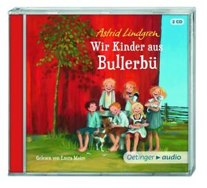 ASTRID-LINDGREN-WIR-KINDER-AUS-BULLERBU-2-CD-NEW