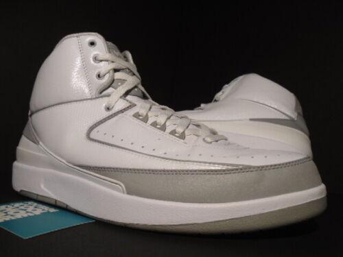 2010 101 10 Retro Aniversario 2 Blanco 385475 Air Plata Nike Jordan Gris Ii 5 SnUqPBwpS