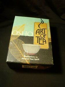 OSHO-ART-OF-TEA-MEDITATIONS-TO-AWAKEN-YOUR-SPIRIT-used