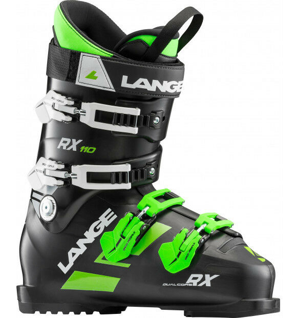 Boots Skiing Allmountain Skiboot LANGE RX 110 2018 2019 NEW MODEL