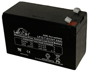 New Oem Genuine Fm150 Replacement Battery For Mighty Mule Gto Gate Openers Ebay