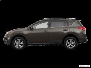 2015 Toyota RAV 4 XLE