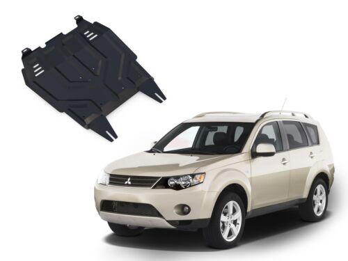 Motor Getriebeschutz aus Stahl Unterfahrschutz für Mitsubishi Outlander 07-12