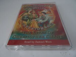 Diana-Wynne-Jones-The-Lives-of-Christopher-Chant-Audio-Book-Cassette-Tape