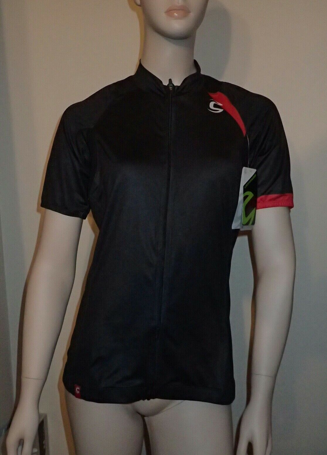 Cannondale Women's  Cycling Zipup Top L - NWT  famous brand