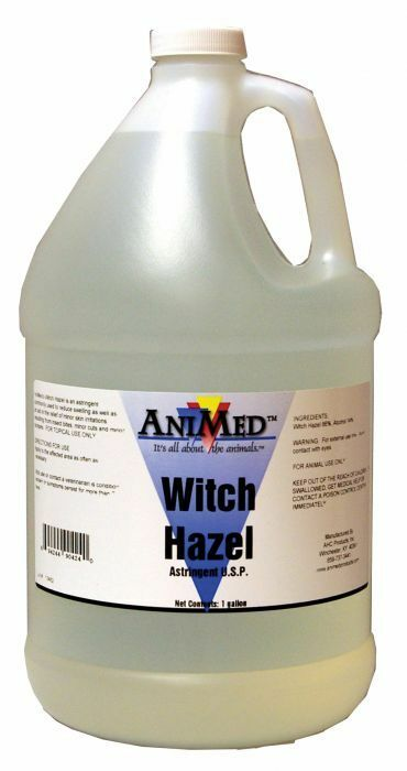 Witch Witch Witch Hazel Ani Med Astringent For Small Animals 1 gallon 14eb94