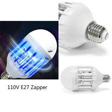 15W 110V E27 Multi-function Zapplight  LED Lamp Bug Light Zapper Mosquito killer