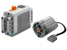 LEGO Power Functions Battery box 8881 & XL Motor 8882 Technic Set Robot Speed