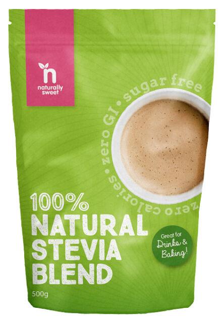 Naturally Sweet Stevia Blend 500g Pouch