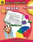 Daily Warm-Ups Math: Math by Heath Roddy (2006, Paperback, New Edition)