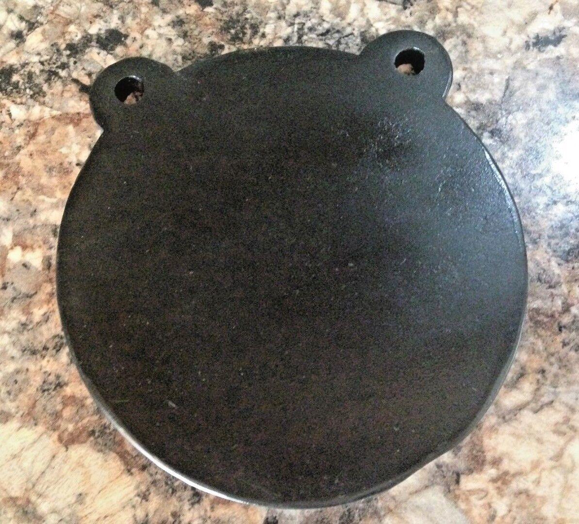 AR500 objetivo de disparo Gong de 12  de acero endurecido