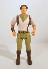 """1998 Rick O'Connell 6"""" Toy Island Movie Action Figure The Mummy"""