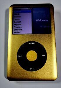 Apple iPod Classic CONVERSION 256gb mSATA SSD (3 year warranty) 12 MON GUARANTEE