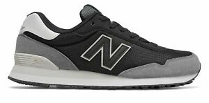 New Balance Men's 515 Shoes Black with