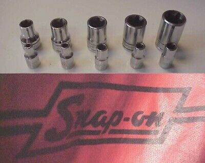 """CD Choose your Snap On Socket 3//8/"""" drive"""