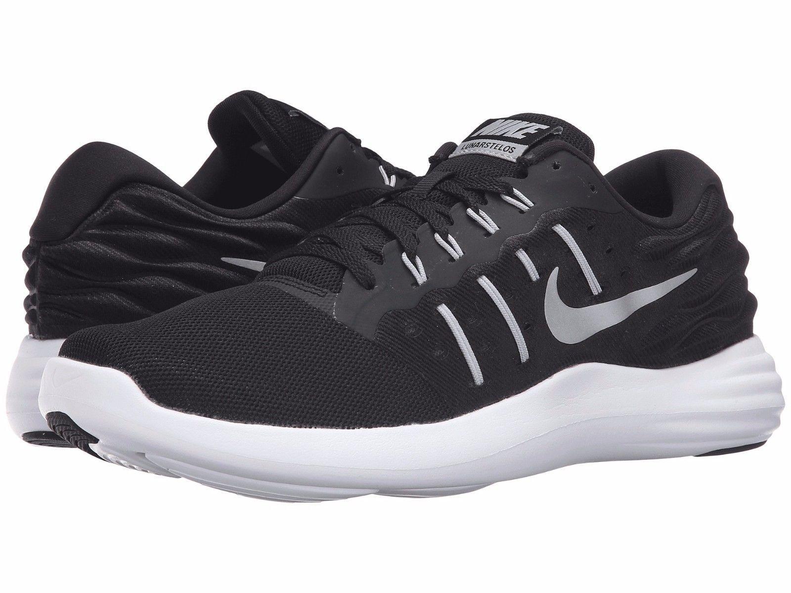 NEW  Nike Lunarstelos Mens Running schuhe (D) (001)