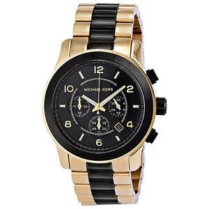 110e0f89e4d9 Michael Kors Runway Chronograph MK8265 Wrist Watch for Men for sale ...