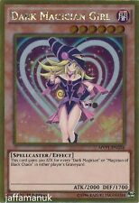 Dark Magician Girl - MVP1-ENG56    - Gold Rare 1st Edition