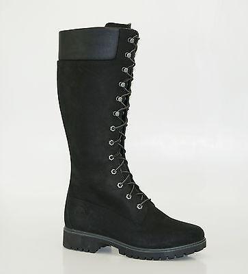 Timberland 14 Inch Premium Boots Waterproof Damen Schnürstiefel Stiefel 8167R | eBay