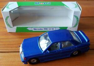 Corgi Mobil Collection Mercedes 190E 2.3 16