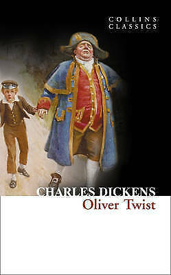 """1 of 1 - """"AS NEW"""" Oliver Twist (Collins Classics), Dickens, Charles, Book"""