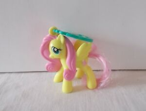 Mcdonald S My Little Pony Fluttershy Happy Meal Toy 4 2012 With Comb Ebay