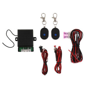 Details about Car Immobilizer Alarm Electronic System Engine Control 2  Controller