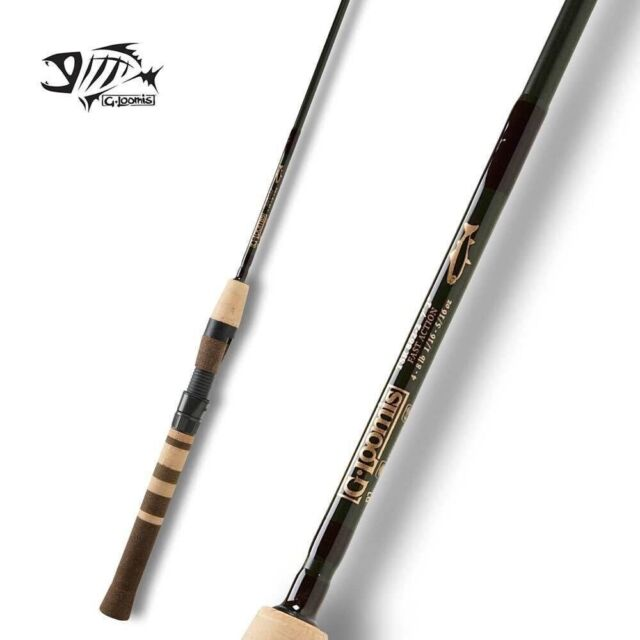 """G Loomis Trout Series Spinning Rod TSR901-2 7/'6/"""" Ultra Light 2pc"""