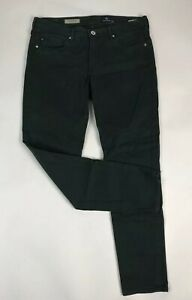 AG-Adriano-Goldschmied-29R-Women-s-The-Stevie-Ankle-Skinny-Jeans-Pants-Jeggings