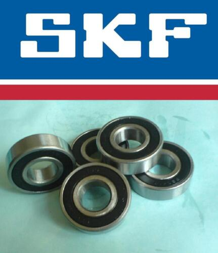 1 Stk SKF Rillenkugellager  Kugellager 6001 2RSL = 2RD  12x28x8 mm
