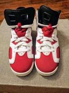 Air Jordans carmine 6s size 5y | eBay
